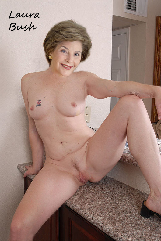Laura Bush Prepon Fakes Nude Fake More