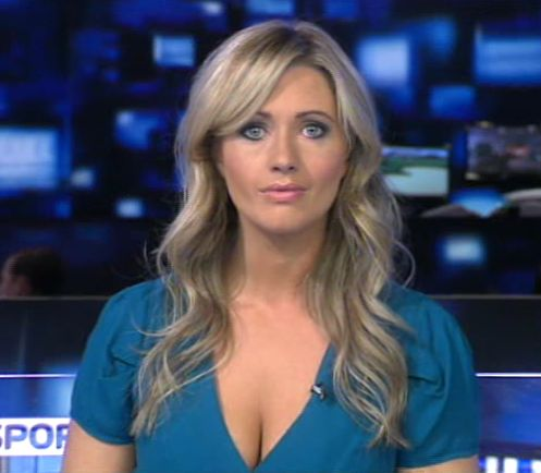 sky sports news girls request celebrity cum tributes