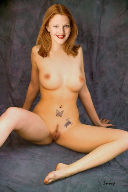 Drew barrymore nude pictures