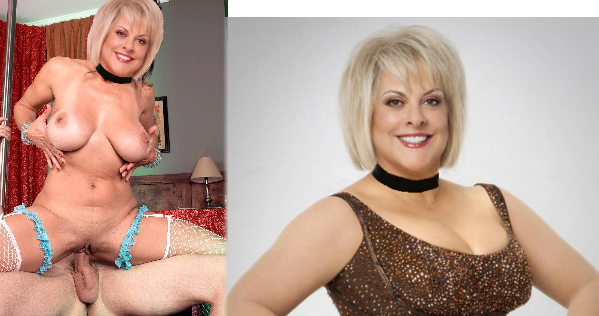 Nancy Grace Nude Fakes