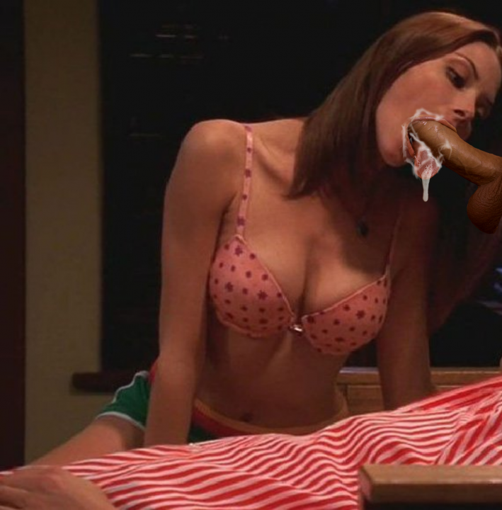 The girls from two and half man : Celebrity Porn Nude Fakes