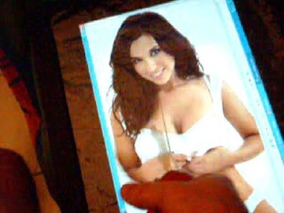 lacey chabert lots of sperm