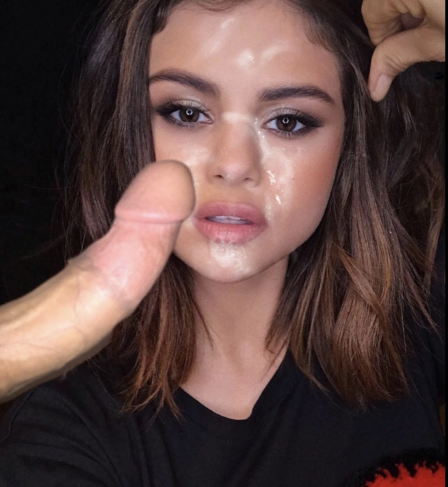 Cum on selena gomez