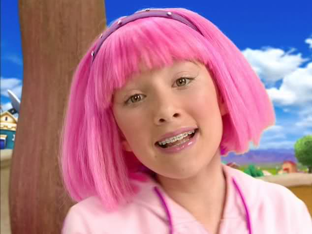 Stephanie From Lazy Town : General Talk Porn Nudes